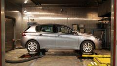 Peugeot 308: la prova qualità - Immagine: 31