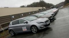 Peugeot 308: la prova qualità - Immagine: 41