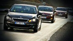 Peugeot 308: la prova qualità - Immagine: 1