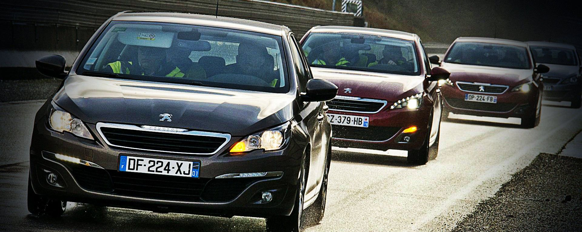 Peugeot 308: la prova qualità