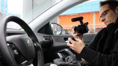 Peugeot 308 on the road: MotorBox va a Ginevra - Immagine: 6
