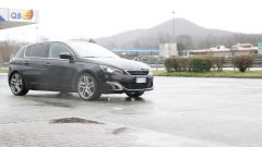 Peugeot 308 on the road: MotorBox va a Ginevra - Immagine: 17