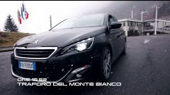 Peugeot 308 on the road: MotorBox va a Ginevra - Immagine: 1