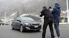 Peugeot 308 on the road: MotorBox va a Ginevra - Immagine: 21