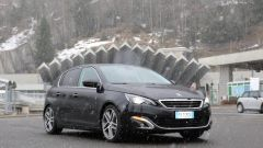 Peugeot 308 on the road: MotorBox va a Ginevra - Immagine: 23