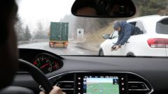 Peugeot 308 on the road: MotorBox va a Ginevra - Immagine: 29