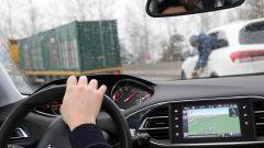 Peugeot 308 on the road: MotorBox va a Ginevra - Immagine: 30