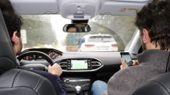 Peugeot 308 on the road: MotorBox va a Ginevra - Immagine: 31