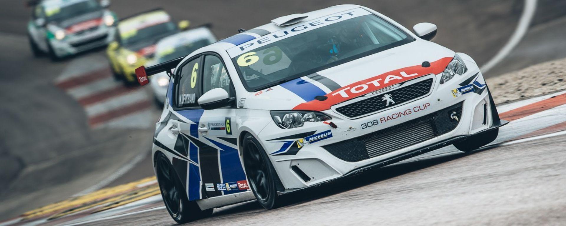 Peugeot 308 Racing Cup, Matthieu de Robiano