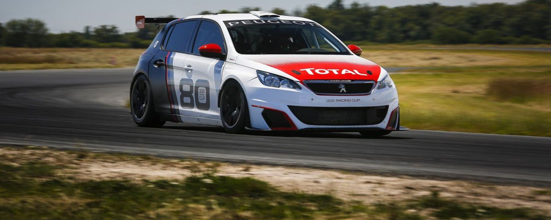 Peugeot 308 Racing Cup - un kit TCR Perfo sarà disponibile per la stagione 2018