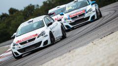 Peugeot 308 Racing Cup, Xavier Fouineau comanda il gruppo