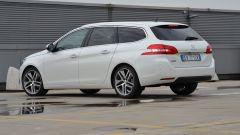 Peugeot 308 SW vs Kia cee'd Sportswagon vs Golf Variant  - Immagine: 10