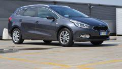Peugeot 308 SW vs Kia cee'd Sportswagon vs Golf Variant  - Immagine: 13