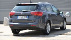 Peugeot 308 SW vs Kia cee'd Sportswagon vs Golf Variant  - Immagine: 15
