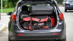 Peugeot 308 SW vs Kia cee'd Sportswagon vs Golf Variant  - Immagine: 17