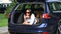 Peugeot 308 SW vs Kia cee'd Sportswagon vs Golf Variant  - Immagine: 26