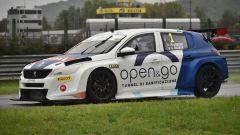 Peugeot 308 TCR a Magione nella quarta tappa dell'ATCC 2020