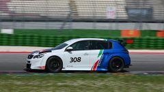 Peugeot 308 TCR: alla guida Massimo Arduini
