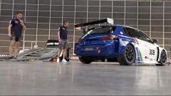 Peugeot 308 Tcr - test di Adria