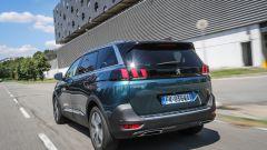 Peugeot 5008: la prova col 2.0 180 BlueHDi e cambio automatico - Immagine: 13