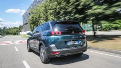 Peugeot 5008: la prova col 2.0 180 BlueHDi e cambio automatico - Immagine: 30