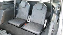 Peugeot 5008 2.0 BlueHDi EAT8 GT: i due sedili della terza fila sono rimovibili