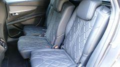 Peugeot 5008 2.0 BlueHDi EAT8 GT: i tre sedili posteriori indipendenti