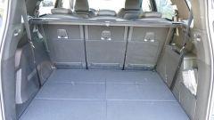 Peugeot 5008 2.0 BlueHDi EAT8 GT: il baule ha il perimetro regolare e la capacità è elevata