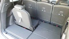 Peugeot 5008 2.0 BlueHDi EAT8 GT: la modulabilità del bagagliaio