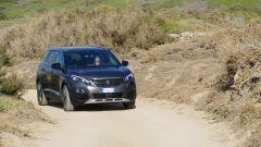 Peugeot 5008 2.0 BlueHDi EAT8 GT: numerose le sterrate percorse grazie all'altezza da terra