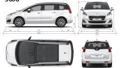 Peugeot 5008 2014 - Immagine: 12