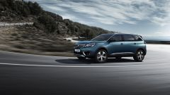 Peugeot 5008: cambio di direzione - Immagine: 6