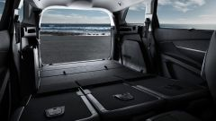 Peugeot 5008: con configurazione a 5 posti la capacità di carico è di 780 litri