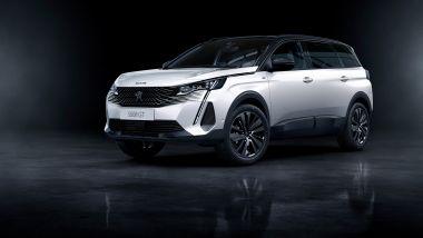 Peugeot 5008: gli allestimenti sono 3, più altrettanti Pack specifici per arricchirla