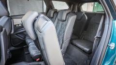 Peugeot 5008, la terza fila di sedili