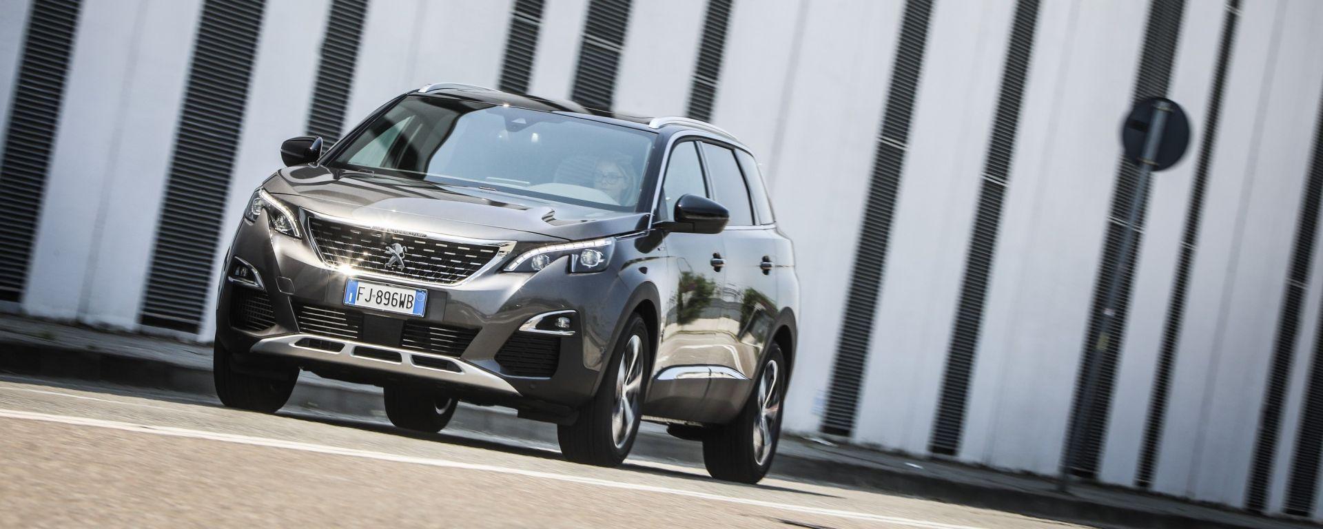 Peugeot 5008: le vostre domande