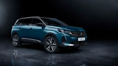 Peugeot 5008: niente elettrico né ibrido, per ora solo motorizzazioni benzina e diesel
