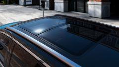 Peugeot 5008: particolare del tetto