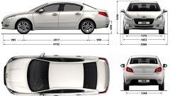 Peugeot 508 2.0 HDI 140 cv Access - Immagine: 34