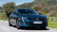 Peugeot 508 2021: la berlina