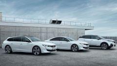 Peugeot 508 Hybrid e 3008 Hybrid, a chi conviene il plug-in - Immagine: 1