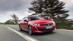 Peugeot 508: la prova su strada della nuova berlina coupé - Immagine: 3