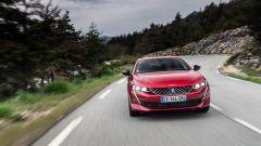Peugeot 508: la prova su strada della nuova berlina coupé - Immagine: 4