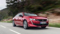 Peugeot 508: la prova su strada della nuova berlina coupé - Immagine: 5