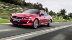 Peugeot 508: la prova su strada della nuova berlina coupé - Immagine: 6