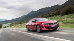 Peugeot 508: la prova su strada della nuova berlina coupé - Immagine: 7