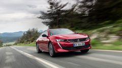 Peugeot 508: la prova su strada della nuova berlina coupé - Immagine: 8