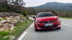 Peugeot 508: la prova su strada della nuova berlina coupé - Immagine: 10