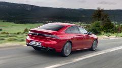 Peugeot 508: la prova su strada della nuova berlina coupé - Immagine: 11