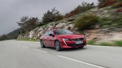 Peugeot 508: la prova su strada della nuova berlina coupé - Immagine: 12